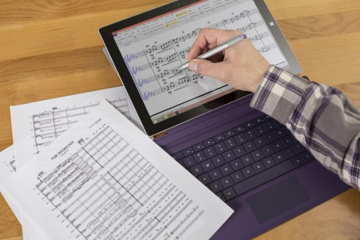 New tablet supports stylus and lets you be creative