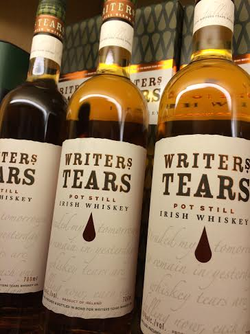 Writers Tears on the side will be a good idea too! ~:)