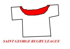 St. George. Sometimes referred to as the mighty Dragons.