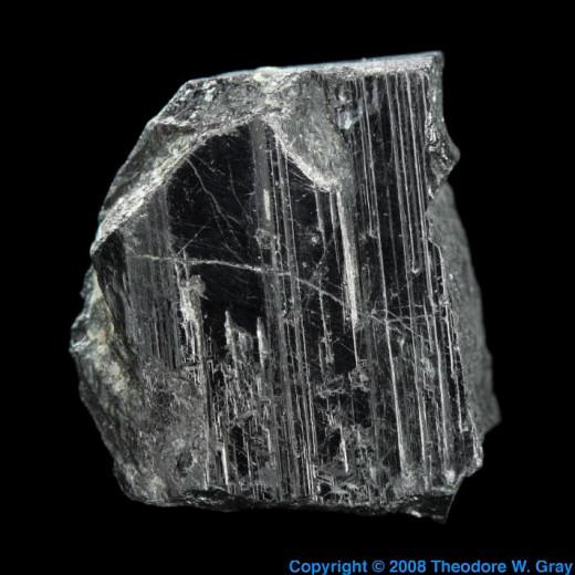 Tantalite (Mg, Fe)(Ta, Nb)2O6