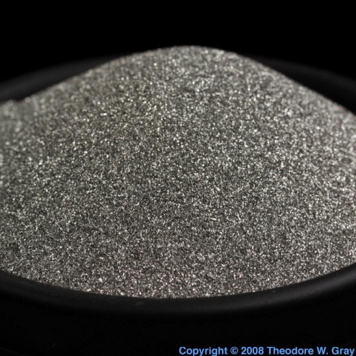 99.9% pure niobium powder
