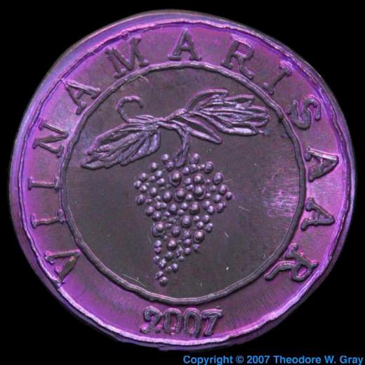 99% pure niobium coin
