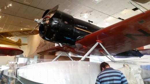 Charles Lindbergh's Plane
