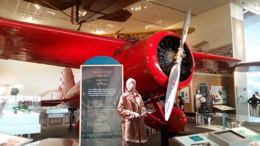 Amelia Earhardt's Plane