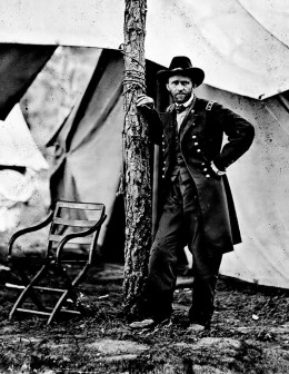 Lothropp Descendent Ulysses S. Grant
