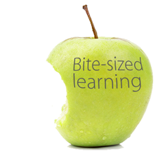 Bite-sized learning