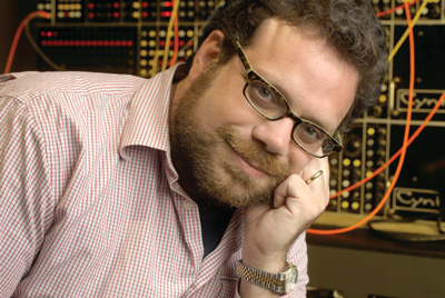 Profile of Composer Christophe Beck co-composer of the film Red Army with Leo Birenberg.