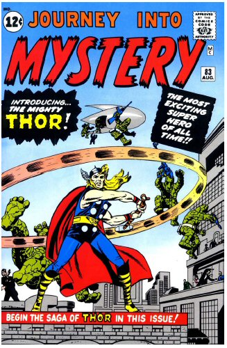 First Thor Comic