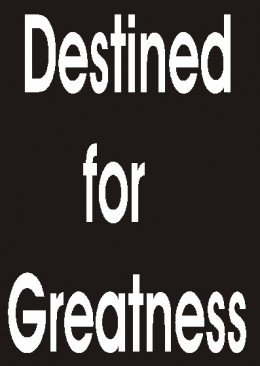 We are destined for greatness but so many people do not understand that. Joseph was destined for greatness and he achieved that.