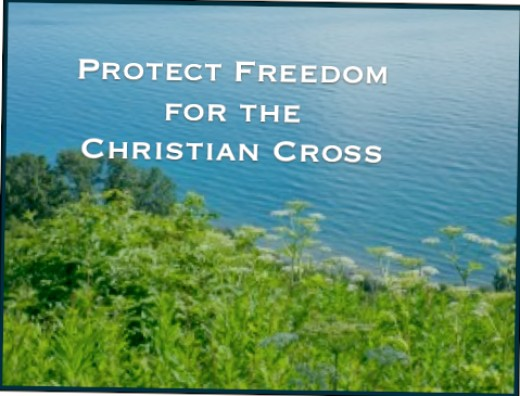 Why protect freedom for the Christian Cross?