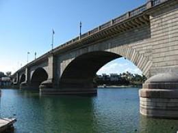 London Bridge, Lake Havasu City