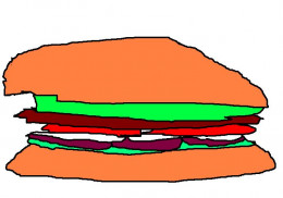 The humble hamburger, with its European origins, is enjoyed, in one form or another, throughout the world.