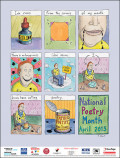 Art Forms: Writing, Photography, Drawing and Painting; Includes Poetry for American National Poetry Month