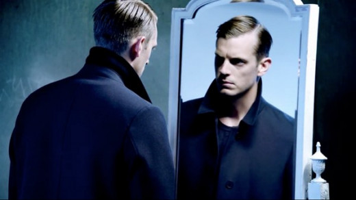 "H&M Short Film ""Alter Ego"" for Men's Fall 2012 Collection"