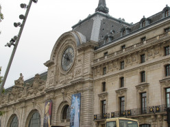 Le Musée d'Orsay, Paris, houses the most wonderful collections of Art, including that of the Impressionists.  The building is the old railway station, La Gare d'Orsay.