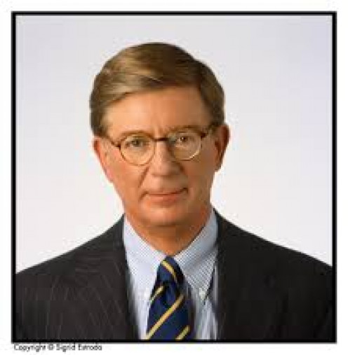 """The man,"": George F. Will"