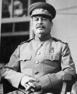 The Most Terrible Villains of the Past One Hundred Years:  Part 2 of 5 - Joseph Stalin