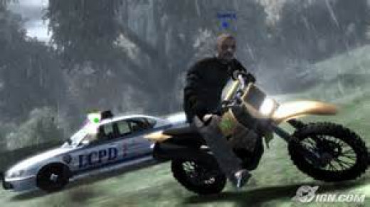 The Grand Theft Auto franchise courts constant controversy and is always pushing the limits of violence and language.
