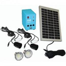 Martie van Eck' Solar Kit