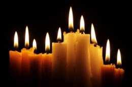 """""""Line Of Candles"""" by nuchylee"""