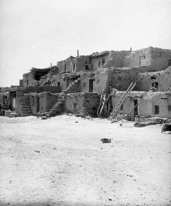 Pueblo Life in the Ways of the Ancestors