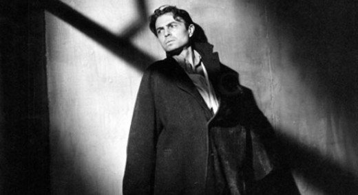 James Mason in an intense situation. Where else would he be?