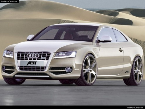 My Audi as a much older model, before airbags were invented.