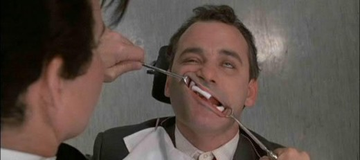 You might not feel the way he does about the dentist, but it's really not that bad.