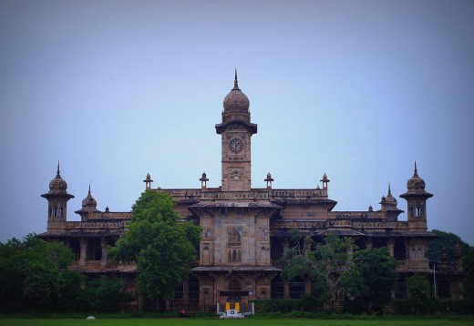 Victoria College Gwalior where Shri Atal Bihari Vajpayee completed his Graduation