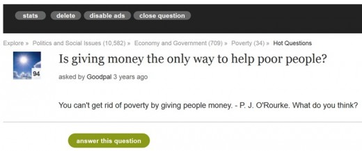 The Hubpages Community Responded Well to the Above Question