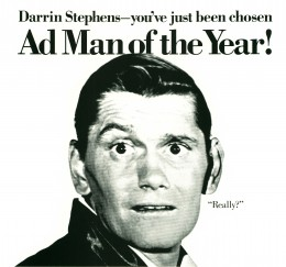 Bewitched - Darrin Stephens Ad Man of the Year