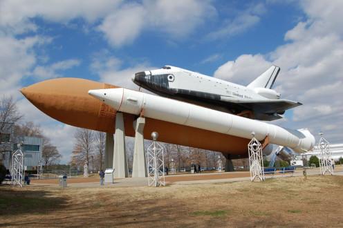 Space Camp Huntsville