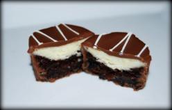 Island Bites: Brownie Cheesecake Bonbons