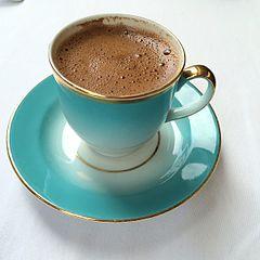 Traditional Serbian(Turkish)coffee