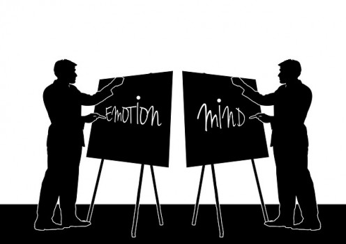 Which is stronger - emotion or cognition?