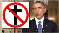 By Now I Expect President Obama To Be A Coward - But Traditional Christians Too?