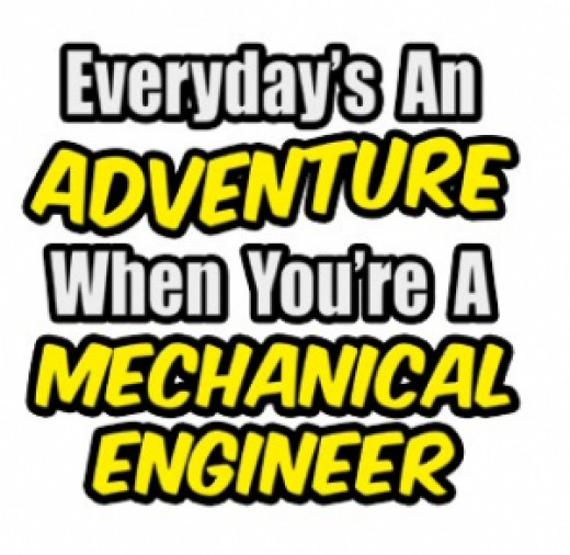 Cherish your passion for mechanical engineering.