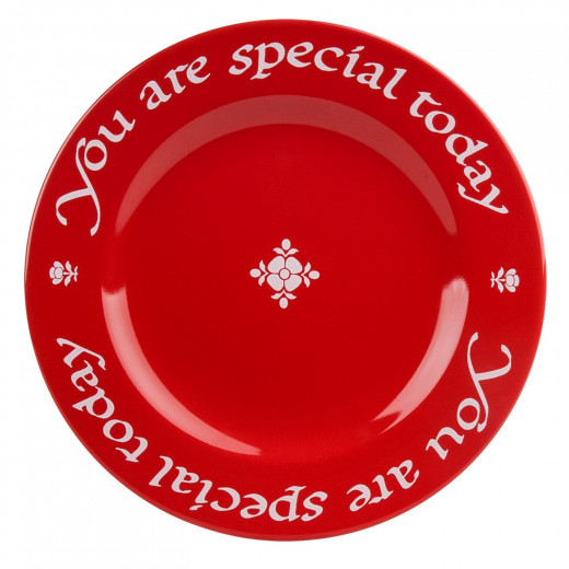 Waechtersbach Plate: A You Are Special Today Plate