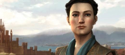 Mira Forrester at King's Landing