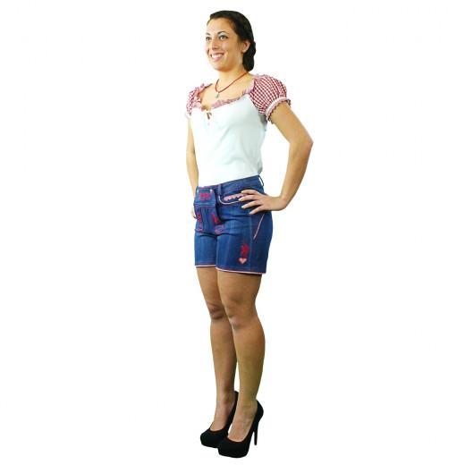 Jeans Lederhosen For Women Copyrights @http://www.ernstlicht.com