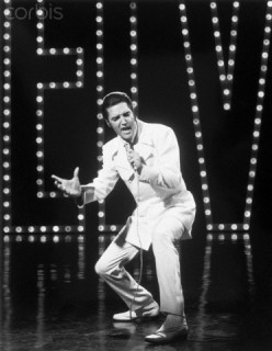 The Elvis Comeback in 1968 was heralded as THE most-watched television special of all-time.