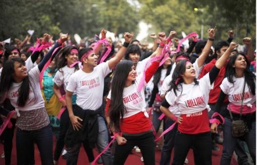 Revolution through Dance