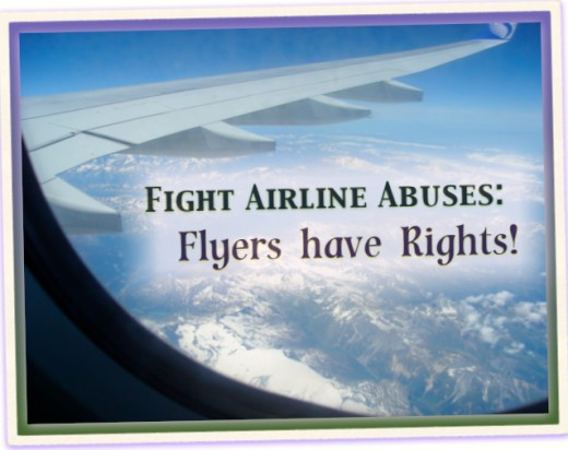Helping Flyers Fight Abuses: FlyersRights.org