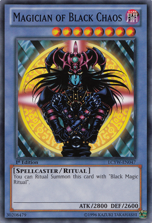 Magician of Black Chaos