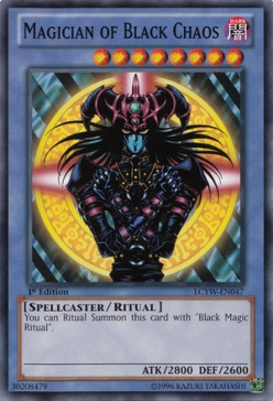 Yu-Gi-Oh's Top 6 Ritual Monsters