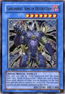 Garlandolf, King of Destruction