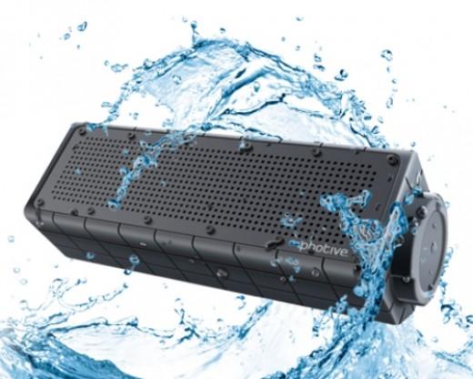 Photive Hydra waterproof speaker