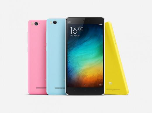 Mi4i - All color options
