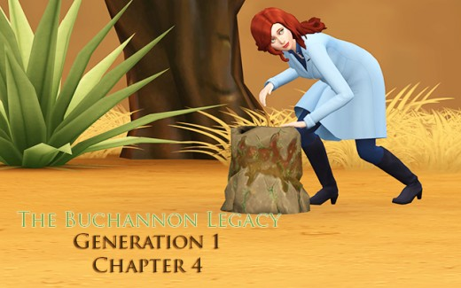 The Buchannon Sims 4 Legacy Challenge, Generation 1, Chapter 4