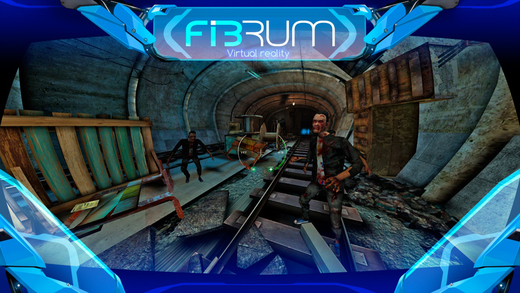 Zombie Shooter VR By FIBRUM